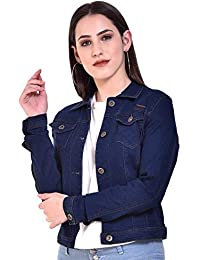 Sangani Women's Cotton Stretch Casual Jacket