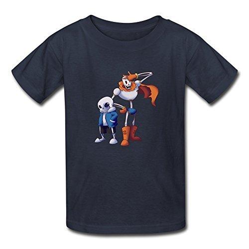 fedns-kid-s-sans-y-papyrus-undertale-t-shirt