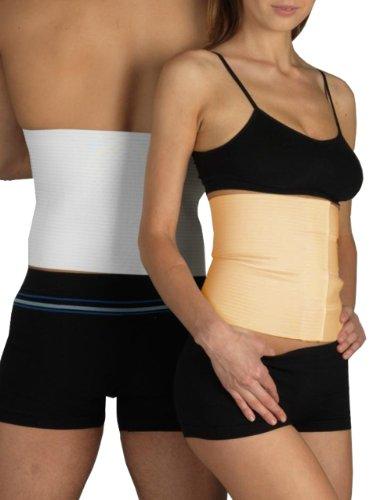 Tonus Elast - Dispositivo di riduzione dell'ernia e supporto reni, in cotone, fascia addominale (Addominale Ernia Supporto)