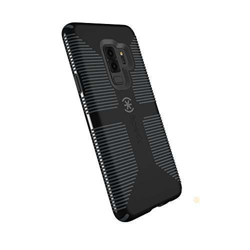 shell Grip Case für Samsung Galaxy S9 Plus, schwarz/Slate Grey ()