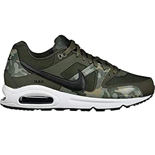 NIKE Herren Air Max Command Sneakers, Mehrfarbig (Sequoia/Black/White 300), 44.5 EU