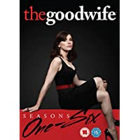 The Good Wife Season 1-6 on DVD
