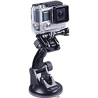 Smatree Soporte con Ventosa para GoPro Hero 6/5/4/3+/3/2/1/ Hero Session