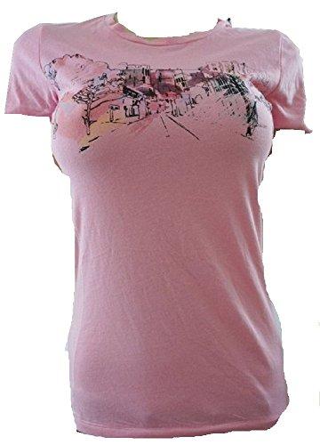 Bench -  T-shirt - Maniche corte  - Donna rosa Rosa - rosa Small