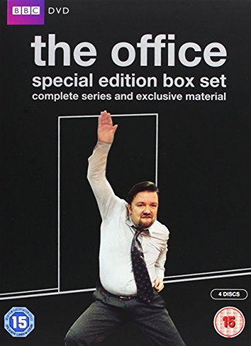 the-office-10th-anniversary-edition-complete-series-1-2-and-the-christmas-specials-dvd