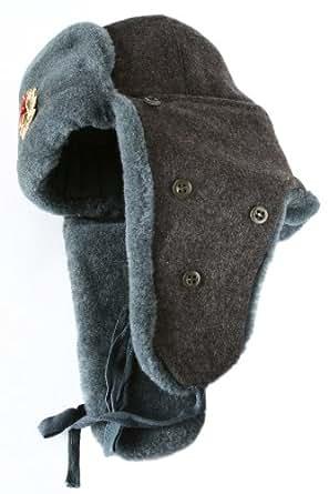 Arctic Circle Russian Military Ushanka Winter Hat-58 Eagle