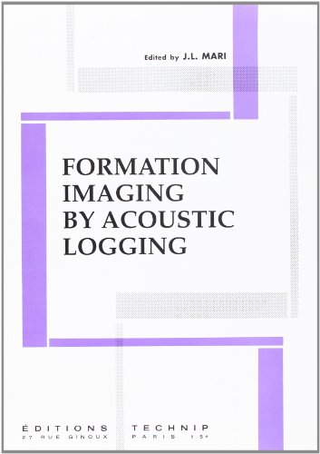 Formation Imaging by Acoustic Logging