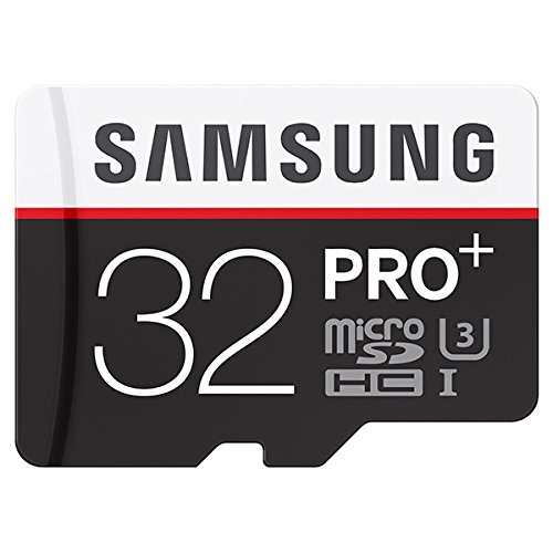 Samsung Pro+ 32B Class 10 micro SDHC Card (With adapter)