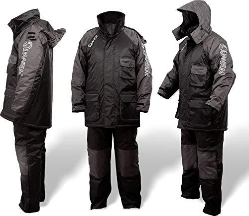 Quantum x schwarz/grau XXL Winter Suit