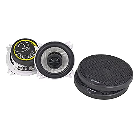 Bass Face SPL4.1 400W 4 inch Coaxial Car Speakers