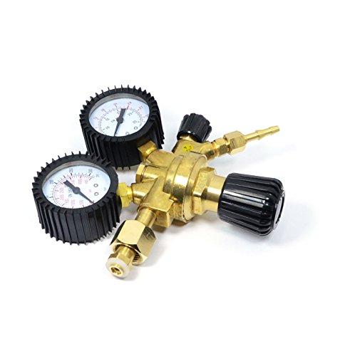 Druckminderer Druckregler Argon CO2 MIG ,MAG,WIG / TIG für Schutzgasschweigerät