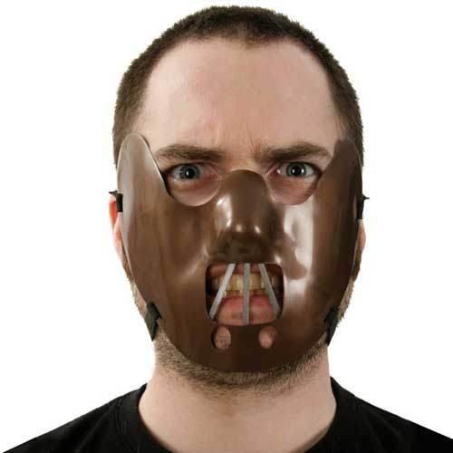 Maske Beißer (Maske Hannibal)