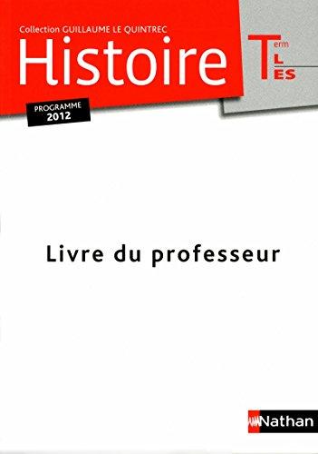 Histoire Term L-ES - Le Quintrec