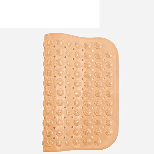DXG&FX Gesundheit Badezimmer Non-Slip mat dusche badematte wanne wasserdicht Foot mat-E 49x49cm(19x19inch) (Wanne Mate)