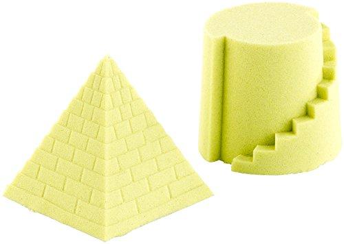 ynamic Kinetischer Sand, fein, gelb, 500g (Supersand) ()