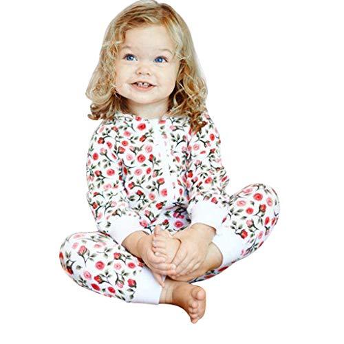 MHC~KJ Newborn Infant Kids Baby Girls Floral Hooded Zipper Long Sleeve Romper Jumpsuit Red Image 2