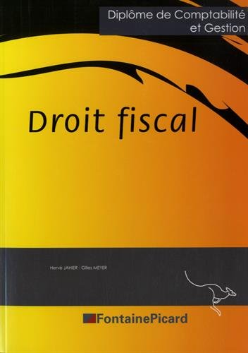 DCG4 Droit fiscal