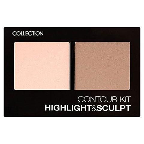 Collection - Contour Kit - Contour Kit 1 - Highlight & Contour Powder Kit by Unknown