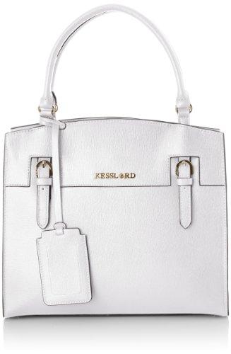 Kesslord - Borsa Solene Sf Donna Bianco (Blanc (Blanc))