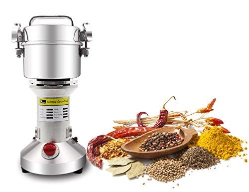 cgoldenwall 300 g Elektrische Müsli Getreide Grinder Pfeffermühle kohlemühle Powder Maschine für Spice Kräuter Kaffee Mühlen Getreide Mini...