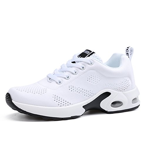 New Women's Air Sports Running Shoes Shock Absorbing Trainer Running Jogging Trainers...