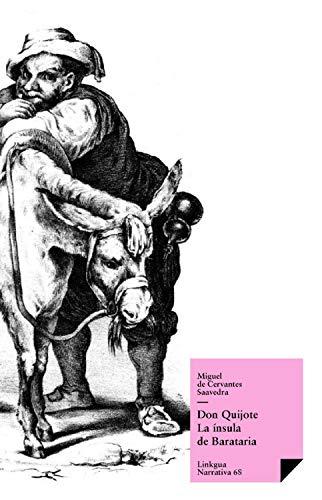 Don Quijote. La ínsula de Barataria (Narrativa nº 68) eBook ...