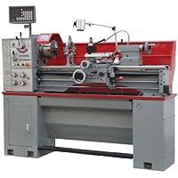 Holzmann Metalldrehmaschine mit montierter Digitalanzeige ED1000GDIG
