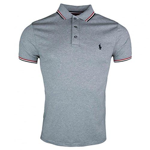 Ralph Lauren Polo - Polo Jersey Gris
