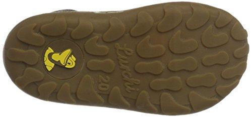 Lurchi Goldy, Chaussures Marche Bébé Garçon Braun (Bungee)