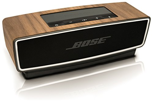 balolo Echtholzcover Walnuss (Bose SoundLink Mini 1&2)