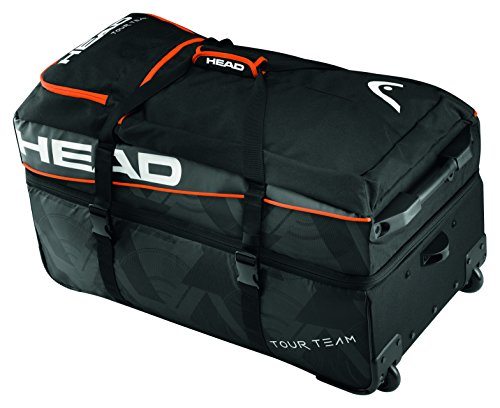 HEAD Tour Team Travel Bag Tasche, Schwarz, 68 x 40 x 20 cm (Head Travel Bag)