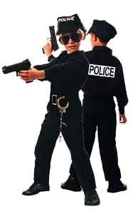 Déguisement Policier enfant 4-6 ans - Costume gendarme garçon