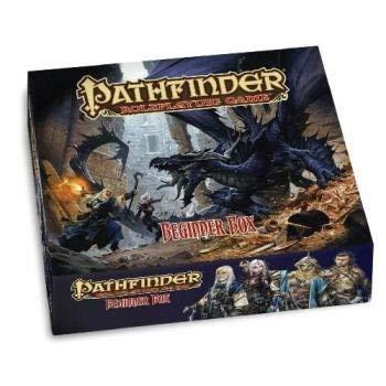 Pathfinder RPG Beginner Box by Paizo Publishing LLC (COR)(2011-11-01)
