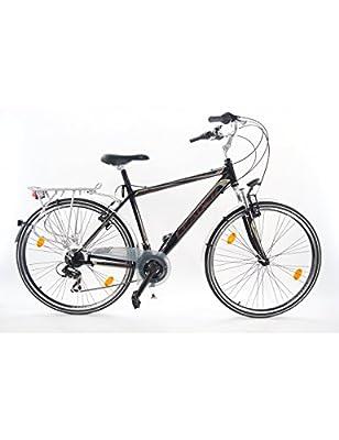 Herren Cityrad/Stadt Fahrrad - 28 Zoll - Leader Helix Aluminium