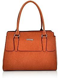 Daphne Women's Handbag (Orange)