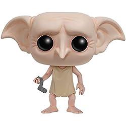 Funko Pop! - Dobby Figura de Vinilo, colección de Pop, seria Harry Potter (6561)