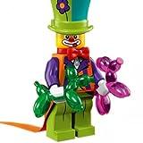 Lego 71021 Minifigures Serie 18 - Pagliaccio Artista di Palloncini - Brixplanet