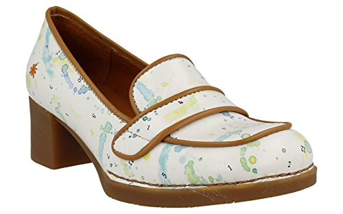 ART 0079 FANTASY WHITE SHOE Blanc