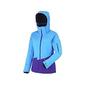 Millet LD Alakshak Stretch Jkt - Tailles : XS, Couleurs : Flashy Blue - Purple Blue