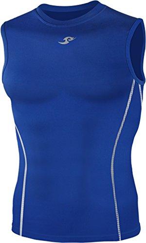 047-blue-calzamaglia-a-compressione-senza-maniche-da-uomo-strato-base