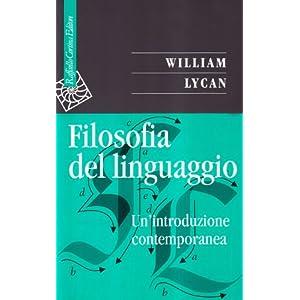 Filosofia del linguaggio. Un'introduzione contempo