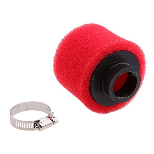 Dolity Motorrad Air filter Sport Luftfilter für Motorrad Roller 35mm