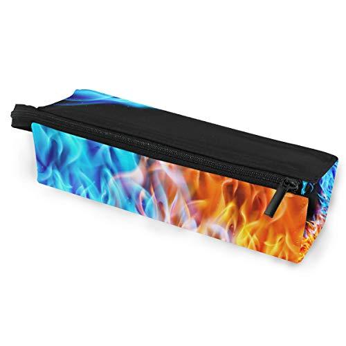 Bennigiry blu e rosso fuoco Dragons penna matita della cancelleria della...