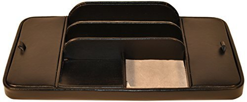 budd-leather-dresser-valet-with-2-covered-sections-large-black-by-budd-leather