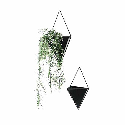 Myhj-Flower stand Hängen Pflanzer Vase Blumentopf Pflanze Stehen -