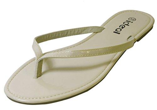 Ideal, Infradito donna Beige (beige)