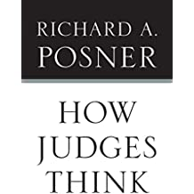 How Judges Think (Pims - Polity Immigration and Society Series)
