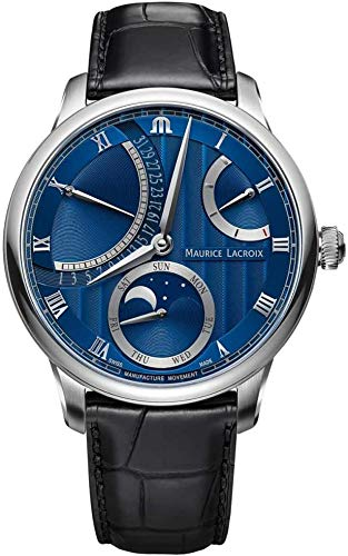 Maurice Lacroix Masterpiece Moon Retrograde MP6588-SS001-431-1 Automatic Mens Watch