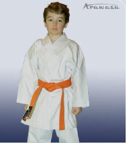 Disciplined Carate Suit Martial Arts Standard Size 100 Up To 200 With Belt Boxing, Martial Arts & Mma