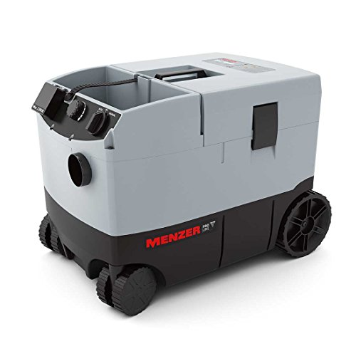 MENZER Aspiradora Industrial Profesional VC 790 PRO con Sistema Automático de Limpieza del Filtro